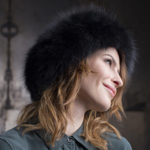 <strong>Fur Collar/Headband</strong>